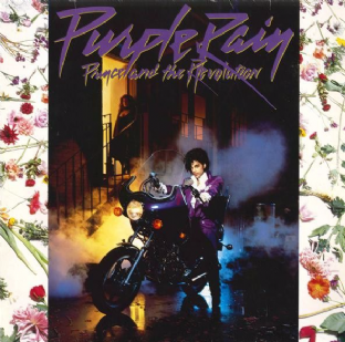 Prince And The Revolution - Purple Rain (LP) (VG-/VG-)